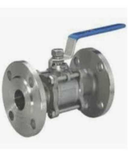 Stainless Steel Industrial Ball Valves