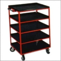 Light weight Table Trolley