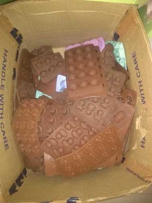 Multi Shape And Design Bakery Moulds