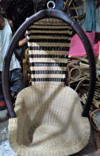 Customized Cane Swing Chair