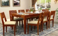 Hard Wooden Dining Table