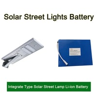 Integrated 30W Aluminum Housing all in One Solar LED Street Lighting