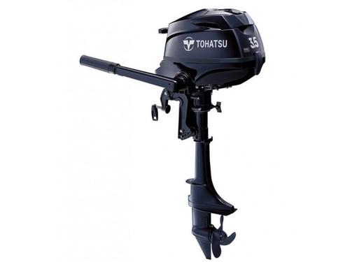 2019 Tohatsu 3.5 HP MFS3.5BS Outboard Motor