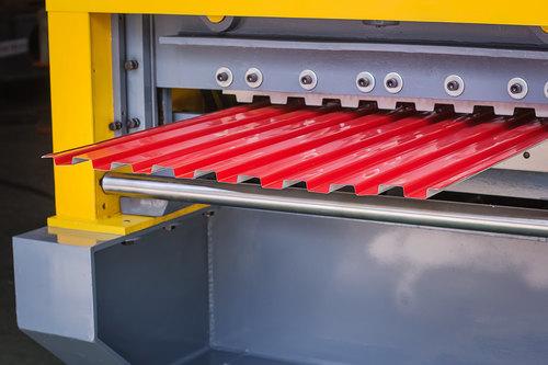 Australia Shutter Door Roll Forming Machine