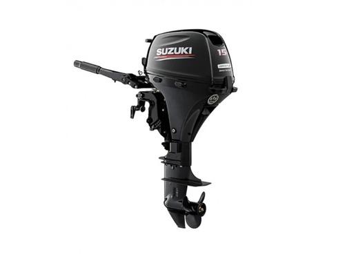 Suzuki 15 HP DF15AES2 Outboard Motor