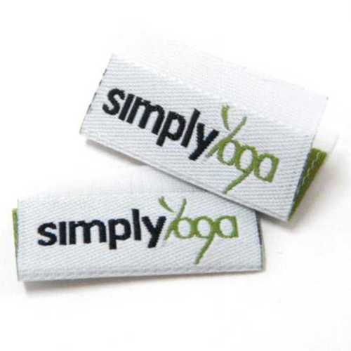 Customized Printed Woven Labels