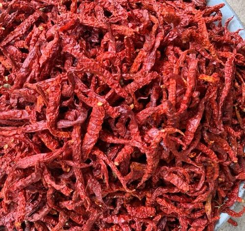 Natural Dried Byadgi Chilli