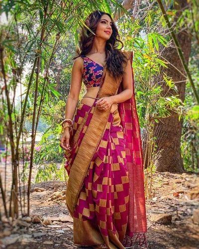 Pethani Silk Saree