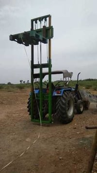 Tractor Mounted Forklift Attachment