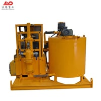 Vertical Type Jet Grouting Cement Pump Station