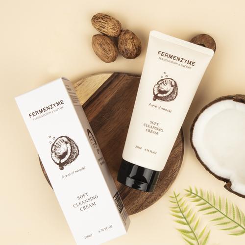 Fermenzyme Soft Cleansing Cream