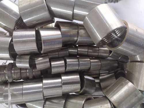 Steel Bsp Coupling 304/316