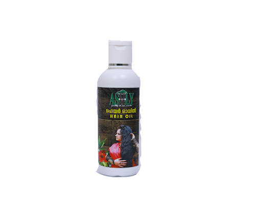 (Ashly Ayur) Hair Oil 100ml