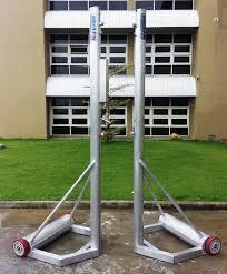 Badminton Pole - Portable (Movable)