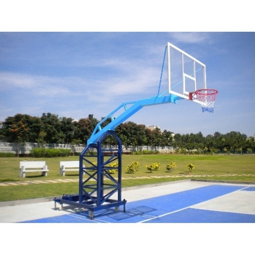 Basketball Pole - Movable (Portable)