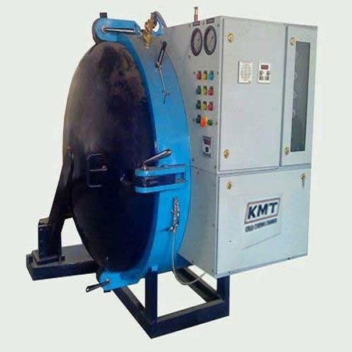 Cold Tyre Curing Chamber