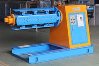 Easy to Install Hydraulic Uncoiler