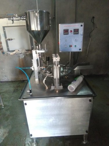 Liquid Cup Filling Machine for Ghee, Juice, Milk