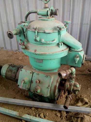 Oil Separator Centrifuge Machine