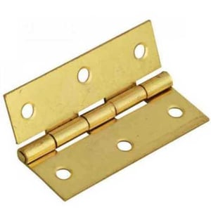 Rust Proof Brass But Hinges