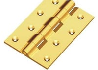 Rust Proof Brass Railway Hinges