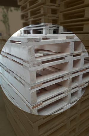Spruce Wood for Pallets