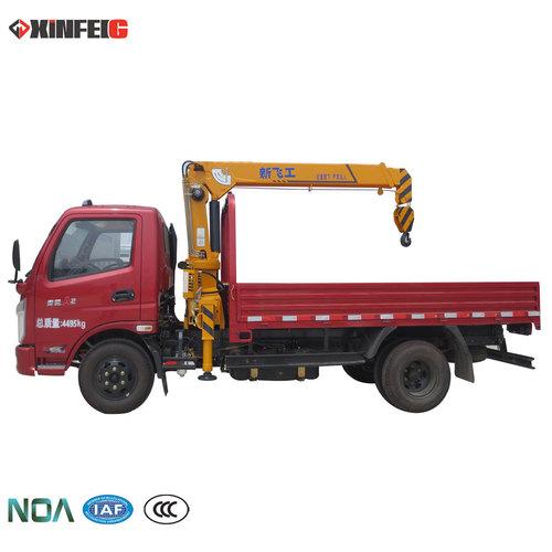 Truck Mounted Crane 3.2 Ton
