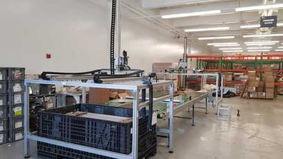 Easy To Operate Gantry Robot