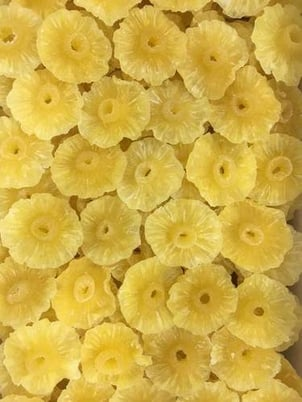 No Preservative Added Pineapple Fruit