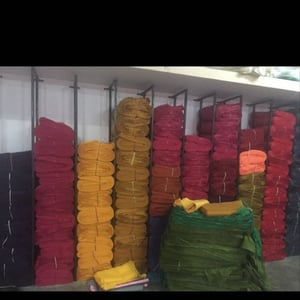 Polyester Synthetic Rooto Indonesia Fabric