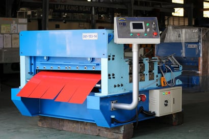 Cut To Length And Slitting Machine BladeSize: Inbox For More Information