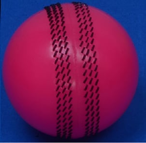 Poly Cricket Balls Seniors With Black Middle Line