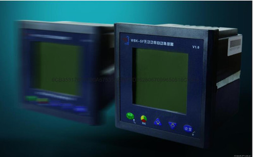 Power Compensation Controller (Reactive And Automatic) Application: Industrial