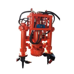 Submersible Sand and Dredging Pumps