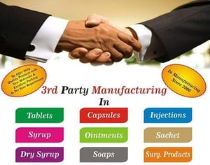 Third Party Manufacturing Pharma