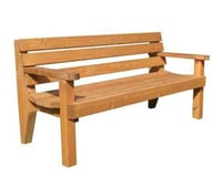 Termite Proof Wooden Benches