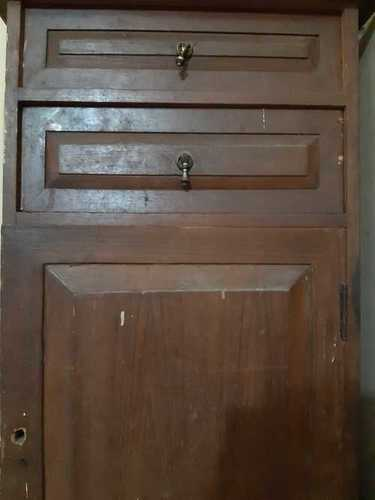 Brown Termite Proof Wooden Cabinet