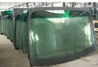 Four Wheeler Glass Windscreen
