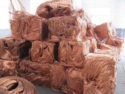 Used Copper Millberry Scrap