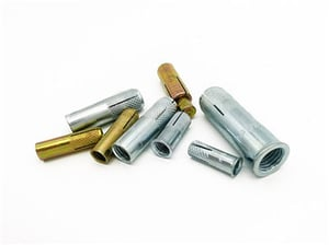 Drop In Anchor Galvanized Fasteners