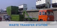 Easily Operate Waste Transfer Station