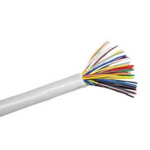 Heat Proof PVC Telephone Cable