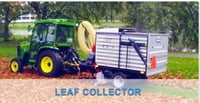 Robust Construction Leaf Collector