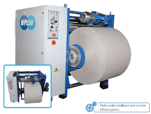 Auto Reel Changer, Flying Paster