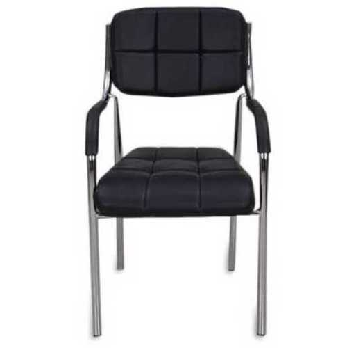Black Color Stainless Steel Chairs
