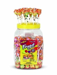 Fruget Sweet Candy Lollipop