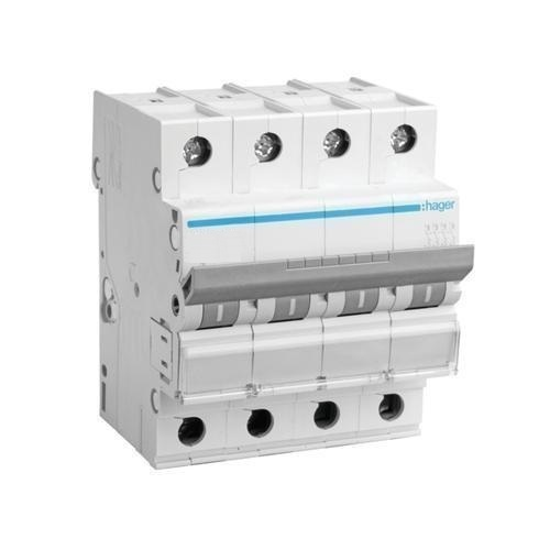 Miniature Circuit Breakers 4 Pole (MCBs)
