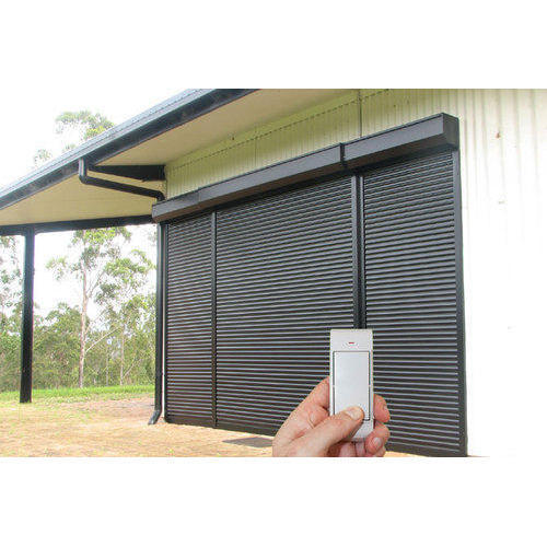 Any Remote Rolling Shutter
