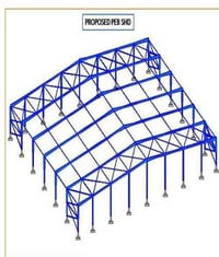 Roofing Structural Designing Service