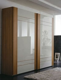 Wooden Door Sliding Wardrobe